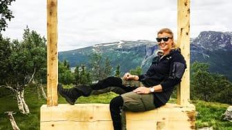 Hemsedals første Fjellfiespot kom på plass 22.06.16! #fjellfie