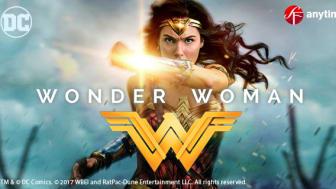 Wonder Woman kan købe eller lejes i Canal Digitals streamingtjeneste