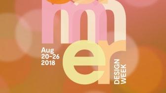 Summer Design Week – premiär för ny designvecka i Stockholm