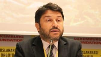 Taner Kiliç, ordförande i Amnesty Turkiet.