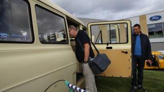 Ford Transit 50 års jubilæum hos Ford Danmark - 4