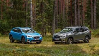 Subaru satser stort på Danmark – prisfald på alle modeller!