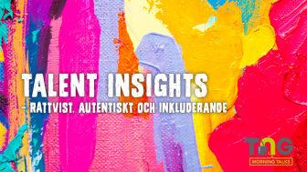 Talent Insights: Fördomsfritt frukostseminarium i Stockholm 3/10