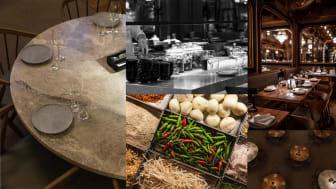 Berns Asiatiska, restaurang och bar
