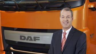 Harrie Schippers PACCAR President and CFO