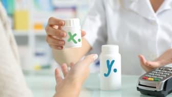 I mange tilfeller finnes det flere likeverdige legemidler med samme virkestoff, under ulikt navn, og med ulikt utseende og pris.