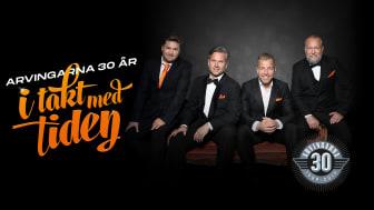 """Nypremiär för """"Arvingarna - 30 år i takt med tiden"""""""