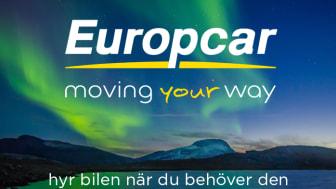 Norrlands Bil inleder ett samarbete med Europcar Sverige