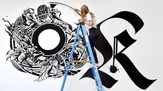 ​Typography becomes art in the hands of Gemma O´Brien