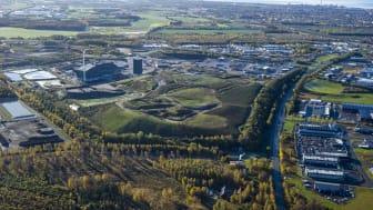 NSR och Sustainable Business Hub utvecklar Vera Park som testbädd