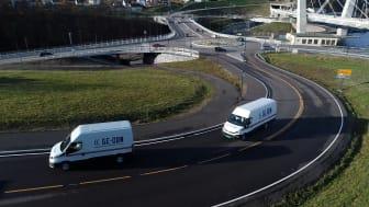 Et godt samarbeid bærer frukter. I nesten 14 år har Ge-Con AS investert i biler fra den italienske billeverandøren IVECO.