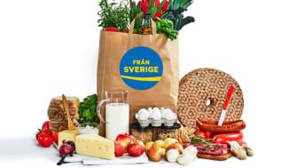 Den 20 april firade den frivilliga ursprungsmärkningen Från Sverige 3 år. Idag används märkningen av fler än 170 företag på mer än 9300 produkter.