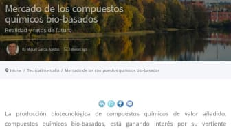 URBIOFIN MENTIONED IN SPANISH ARTICLE