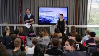 Erstes Louisenlunder Start-up Weekend