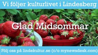 Veckans nyhetsbrev från LindeKultur (vecka 25)