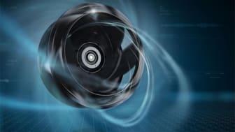 ebm-papst lanserar en ny generation av centrifugalfläkten RadiCal
