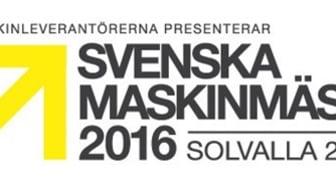 Svenska Maskinmässan 2016