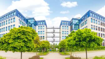 Aroundtown-Büroimmobilie in Martinsried bei München (Quelle/Urheber: Aroundtown SA)