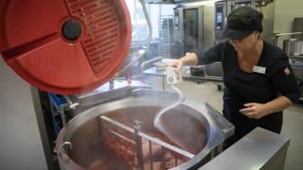 Kökets idé minskar matsvinn i skolmaten