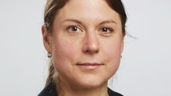 Anna Jähnke. Foto: Richard Johnsson