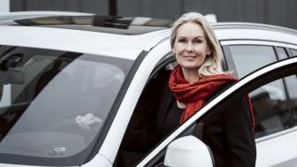 Marie Dellbrant är ny marknadsdirektör för BMW norra Europa