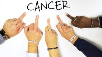 Vi säger #fuckcancer.