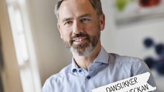 Johan Neikell, Head of Retail sales på Nordic Sugar, som äger Dansukker, berättar om Dansukker och märkningen Från Sverige.