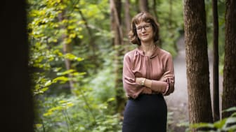 Ellen Behrens, Director Sustainability at Orkla