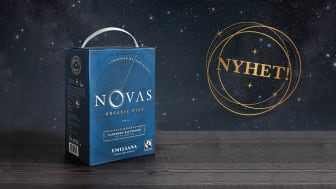 Novas Cabernet Sauvignon – stor smak i mindre format