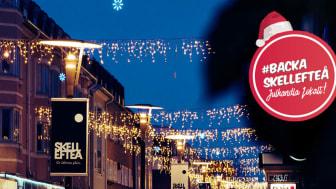 Backa Skellefteå startar julkampanj