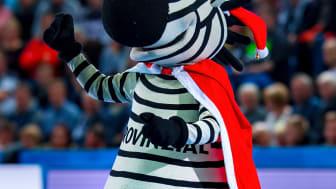HEIN DADDEL Maskottchen, Lieblingstier und Sympathieträger des Handball-Rekordmeisters THW Kiel