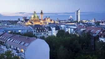 Leipzig ist bei der Einwohnerzahl nun die neuntgrößte Stadt