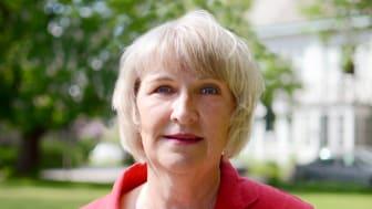 Ingrid Näsström, stadsbyggnadsdirektör