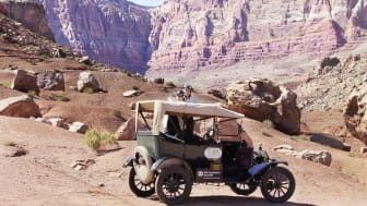 Verden rundt i en Ford Model T