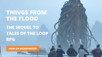Sequel to Tales from the Loop RPG raises $400,000 on Kickstarter – with 24 hours to go!