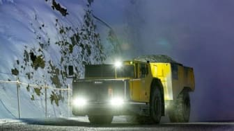 Epiroc enables zero-emission operations in the subarctic wilderness