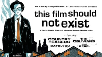 Country Teasers and Ben Wallers: 'This Film Should Not Exist' UK Screen Premiere at Doc'n Roll Festival at Rio Cinema in London