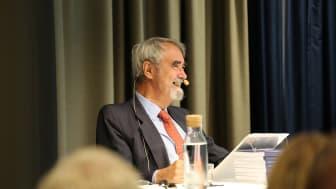 Percy Barnevik pratar om ledarskapsutmaningar på Västsvenska Handelskammaren