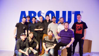 Absolut har med lag fra Bergen for å konkurrere om å bli verdens beste bar team