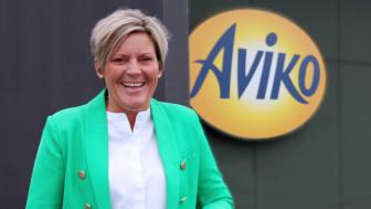 Suzanne Grönfeldt, ny kommersiell chef på Aviko Norden i Helsingborg