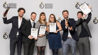 Hansgrohe vinner seks German Design Awards 2020.