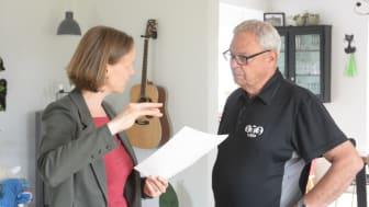 Der mangler faktuel viden om mulighederne for reducering af radon. Derfor har Lindab og Teknologisk Institut iværksat et forsøg, der skal dokumentere effekten af ventilationsløsning i forhold til radon.