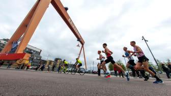 Över 6 000 löpare anmälda till Göteborgsvarvets unika maraton