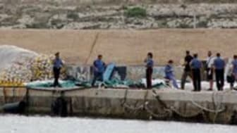 Italien: Över 100 migranter döda efter veckans andra fasansfulla förlisning
