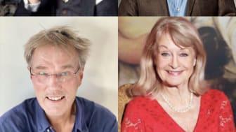 I panelen deltar Claes Elfsberg, Carl Jan Granqvist och Mats Holmberg