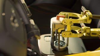 Ford robot testsjåfør værfabrikk 2021