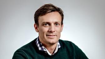 Daniel Olsson, VD Rotpartner Göteborg