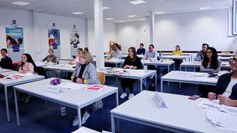 Gerüstet für die Karriere in Deutschland: Die Teilnehmer*innen wurden in Präsenz und online unterrichtet