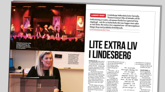 Kulturskolerådet uppmärksammar Lindesbergs kulturskola Garnalia