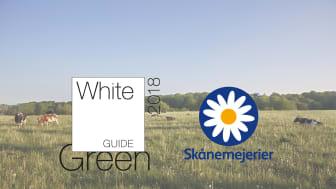 Skånemejerier samarbetar med White Guide Green under 2018.